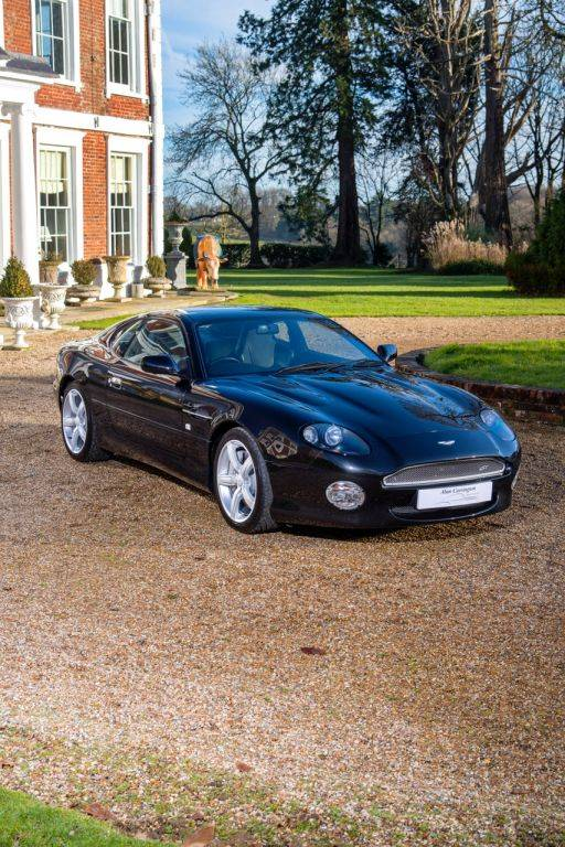 2003 Aston Martin Db7 Gt Alan Carrington Classic Cars