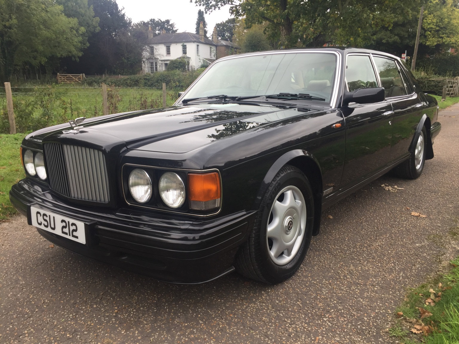 1997 Bentley Turbo R Lwb Alan Carrington Classic Cars